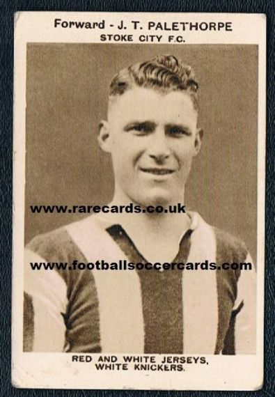 1933 Palethorpe Reading Stoke Palace